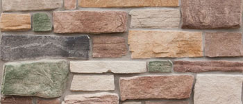 Cedar Creek Weatheredge Stone Veneer for Walls