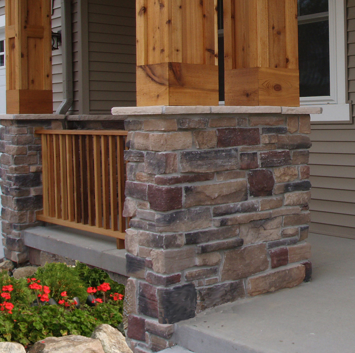 Shannon weatheredge stone veneer pro line stone Stone products for home exterior
