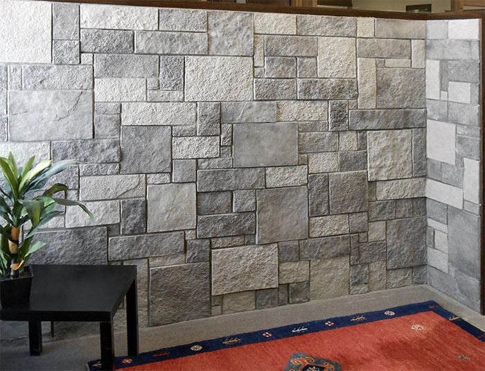 Superbe Oxford Castle Rock Interior Stone Veneer Wall Veneer